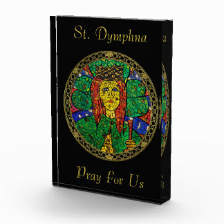 Patron Saint Of Depression And Anxiety St Dymphna Award