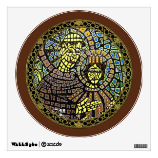 Patron Saint Of Lost Items St. Anthony Wall Decal