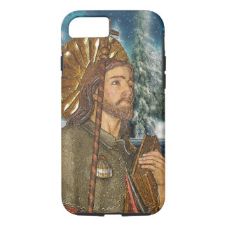 Patron Saint Rocco Religious iPhone 7 Case