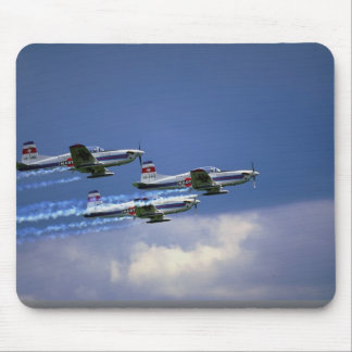 Patrouille Martini, Woodford Air Show 1990, Englan Mouse Pads