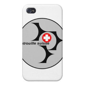 Patrouille Suisse iPhone Case