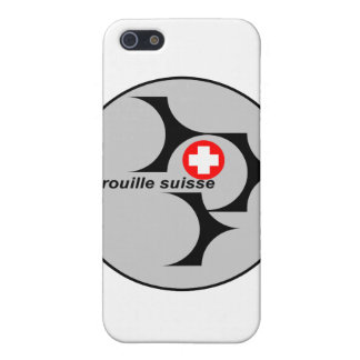 Patrouille Suisse iPhone Case Covers For iPhone 5