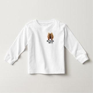 Patrulla aérea de Jetpack - camiseta Playera De Manga Larga De Niño