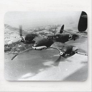 Patrulla de Bf110 la costa inglesa - agosto de 194 Tapetes De Ratón