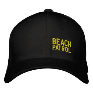 PATRULLA de la PLAYA - gorra de béisbol bordada