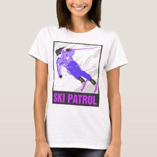 Patrulla del esquí playera