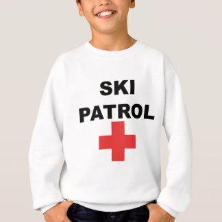 Patrulla del esquí sudadera