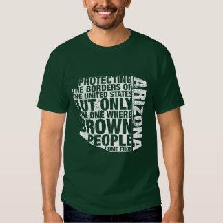 Patrulla fronteriza de Arizona Camisas