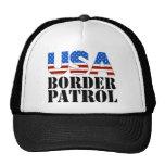 Patrulla fronteriza de los E.E.U.U. Gorros