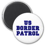 Patrulla fronteriza de los E.E.U.U. Imán De Frigorifico
