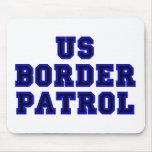 Patrulla fronteriza de los E.E.U.U. Alfombrilla De Raton