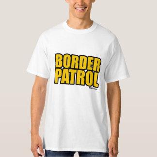 Patrulla fronteriza - humor de Politiclothes - Remeras