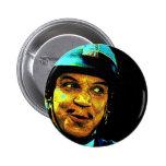 Patrullero 777 2 inch round button
