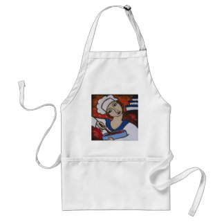 Patry Chef Adult Apron