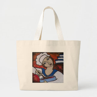 Patry Chef Large Tote Bag