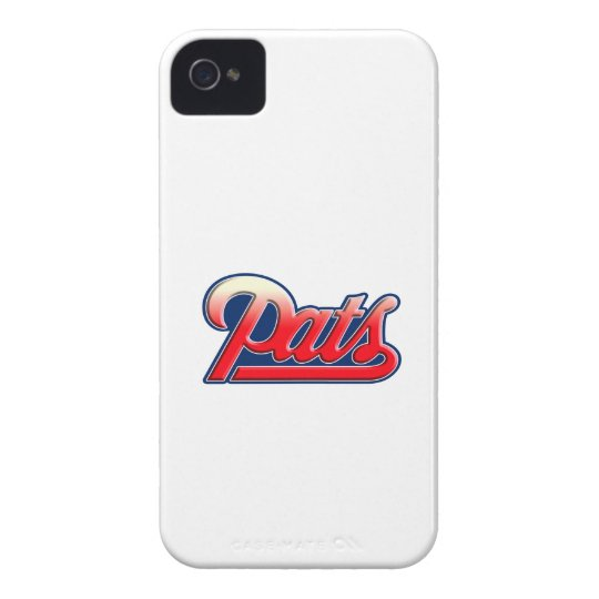 Pats New England iPhone 4 ID Case-Mate