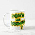 Pat's or Geno's? Coffee Mug