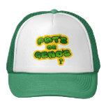 Pat's or Geno's? Hat