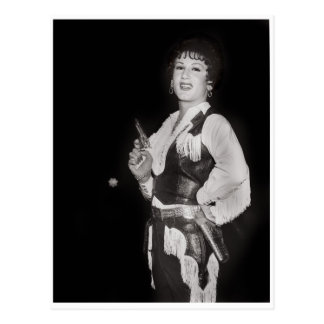 Patsy Cline Postcard