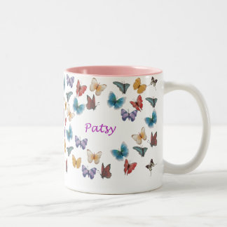 Patsy Coffee Mugs