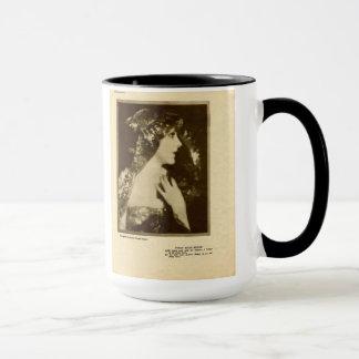 Patsy Ruth Miller 1922 vintage portrait mug