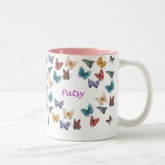 Patsy Two-Tone Coffee Mug