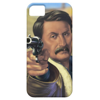 Patt Garrett iPhone 5 Funda