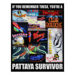 Pattaya Survivor Posters