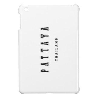 Pattaya Thailand iPad Mini Cover