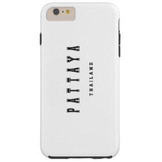 Pattaya Thailand Tough iPhone 6 Plus Case