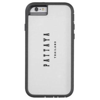 Pattaya Thailand Tough Xtreme iPhone 6 Case