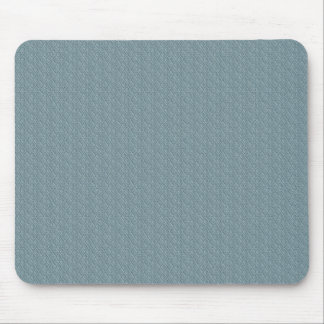 pattern11 EMBOSSED ARGYLE SOFT BLUE CLOTH PATTERN Mouse Pad