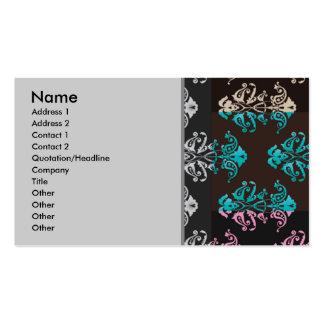 pattern5, nombre, dirección 1, dirección 2, contac tarjeta de visita