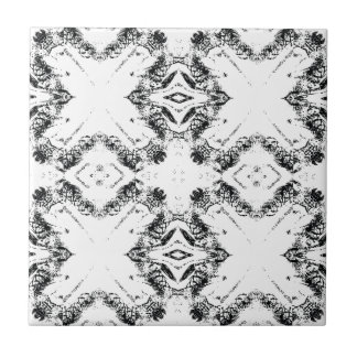 pattern 106 black tile