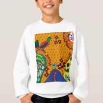 Pattern 10 sweatshirt