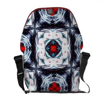Pattern 117 messenger bag