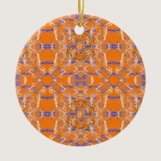 pattern 119 ceramic ornament