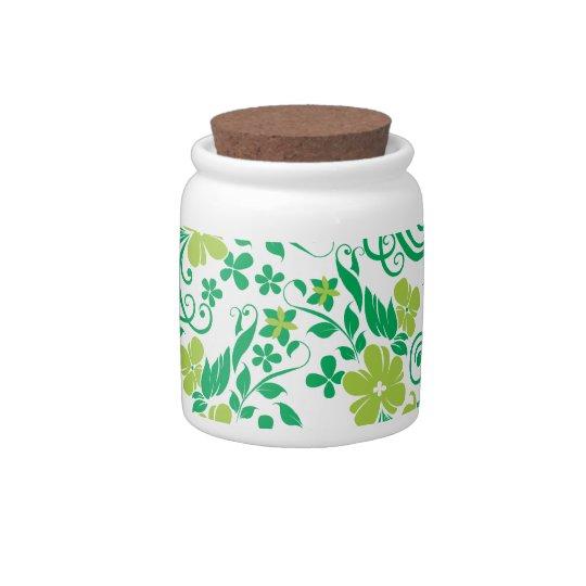 Pattern 18 Candy Jar
