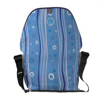 Pattern 23 Messenger Bag