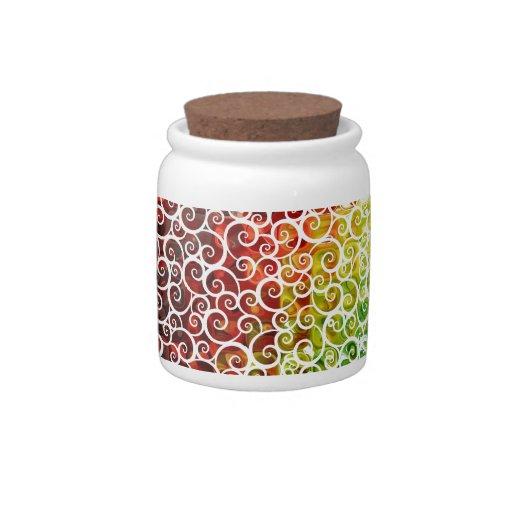 Pattern 26 Candy Jar