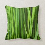 pattern #29- grasses pillow