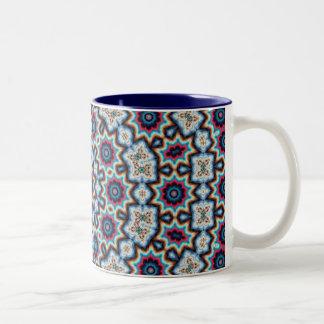 Pattern 29 Two-Tone coffee mug
