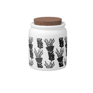 pattern 2 candy jar