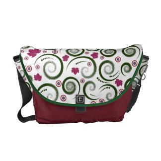 Pattern 2 Messenger Bag
