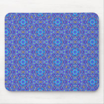 Pattern 38 mouse pad