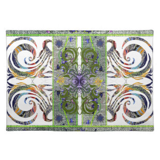 Pattern 399 Table Mat Cloth Placemat