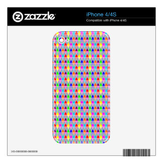 Pattern 3 iPhone 4S decals