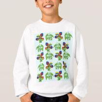 Pattern 3 sweatshirt