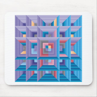 Pattern 4 mouse pad