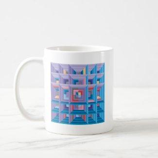 Pattern 4 mug